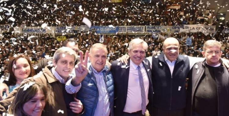 Alberto Fernández pasó por Tucumán y se reunió con políticos, militantes y productores | El Diario 24