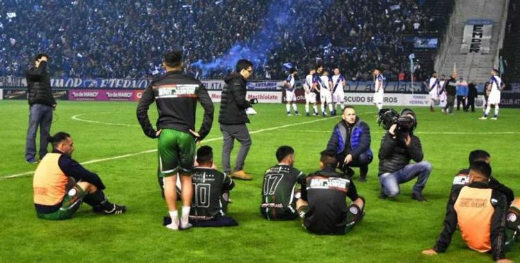 El Consejo Federal mandó a San Jorge de vuelta a la Liga por la protesta contra el árbitro   El Diario 24