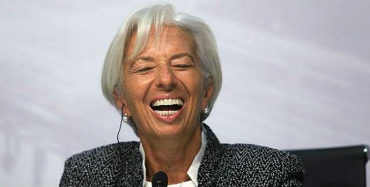 Lagarde reiteró su apoyo a las políticas económicas de Macri | El Diario 24
