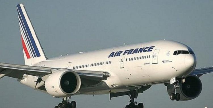 Amenaza de bomba en un avión de Air France   El Diario 24