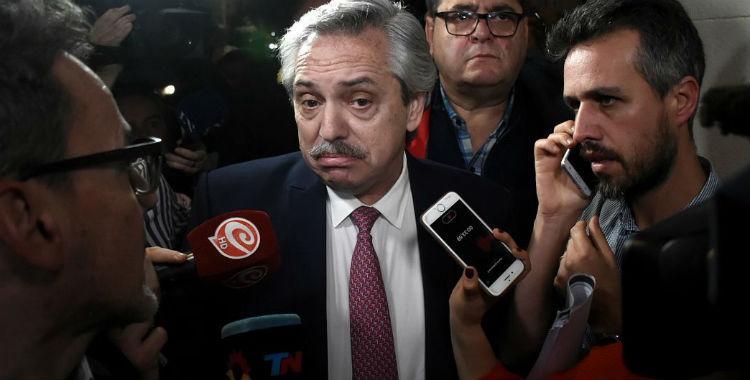 Alberto Fernández ratificó sus críticas al gobierno de CFK y dijo que se van a corregir | El Diario 24