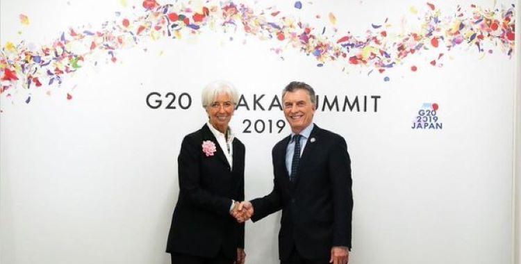 Después de ratificar su apoyo a Macri, Lagarde renunció al FMI | El Diario 24