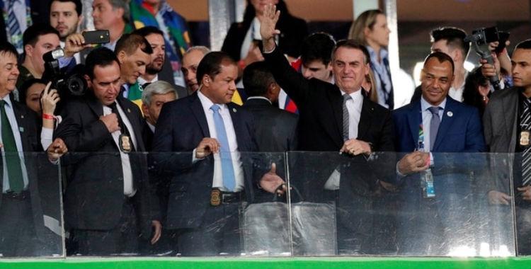 Denuncian que los agentes de Bolsonaro interfirieron las comunicaciones de los árbitros   El Diario 24