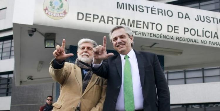 Alberto Fernández: Lula está entero y esperanzado | El Diario 24