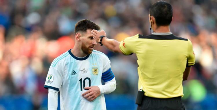 La Conmebol respondió a las acusaciones de Lionel Messi   El Diario 24