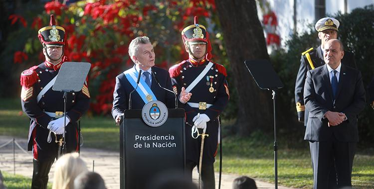 Macri en Tucumán: Los próceres no eran tan distintos a lo que somos los argentinos hoy   El Diario 24