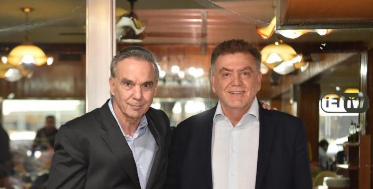 Pichetto visita Tucumán para apuntalar la candidatura de Amaya en Cambiemos | El Diario 24