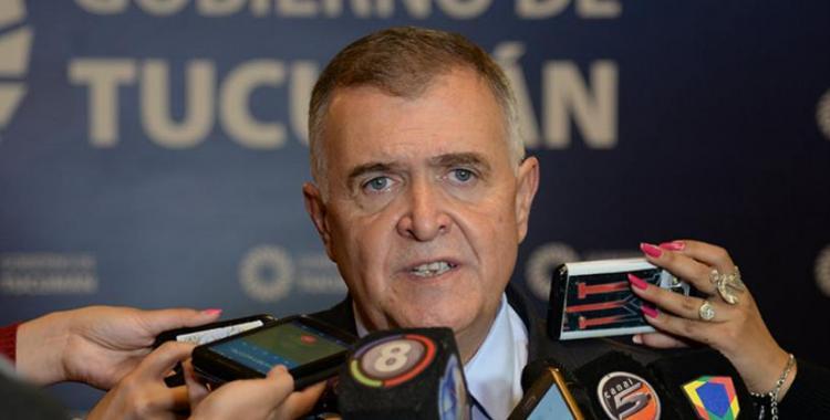 Jaldo afirma que Tucumán cumplirá con el pago de la cláusula gatillo a los estatales | El Diario 24