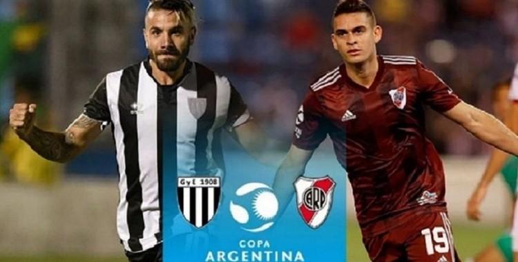 TyC Sports transmite en vivo River vs Gimnasia de Mendoza por la Copa Argentina 2018/19 | El Diario 24