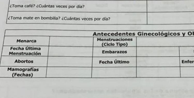 Un polémico formulario pide a empleadas estatales información sobre abortos y su ciclo menstrual   El Diario 24