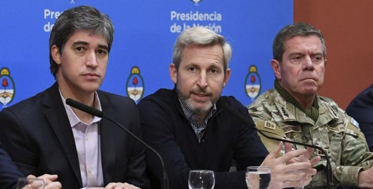 Rogelio Frigerio antes de las PASO: No hay ningún tipo de posibilidad de fraude | El Diario 24