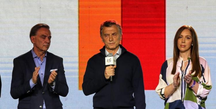 Macri reconoció tener una mala elección y mandó a dormir a los argentinos | El Diario 24