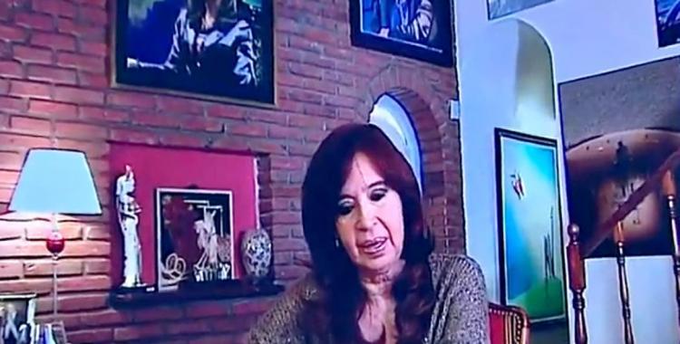 Cristina agradeció a los votantes que creyeron en esta propuesta del Frente de Todos | El Diario 24