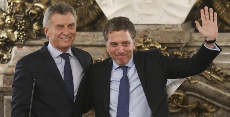Dujovne renuncia al Ministerio de Hacienda y asumirá un funcionario de Vidal | El Diario 24