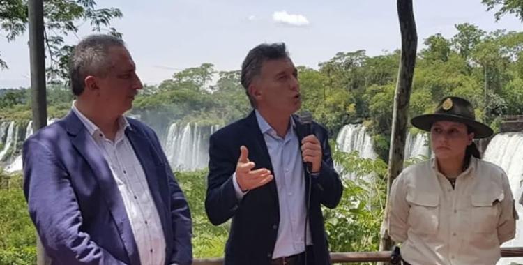 Macri en Puerto Iguazú: Escuché a los argentinos   El Diario 24