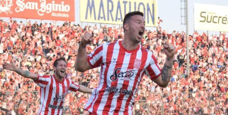 Con agonía, pero merecidamente, San Martín debutó con triunfo en la Primera Nacional   El Diario 24