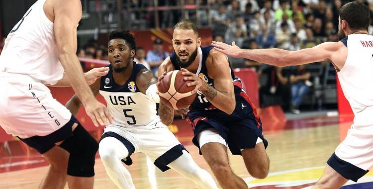 Francia da el batacazo, elimina a EEUU y jugará ante Argentina en semis del básquet | El Diario 24