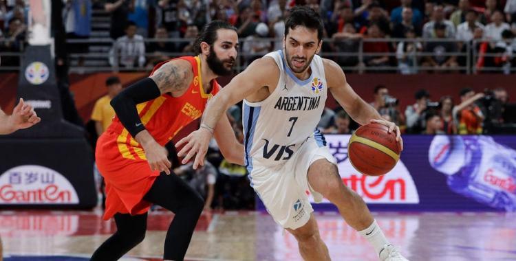 Argentina no pudo ante España y es subcampeona del mundo en básquet   El Diario 24