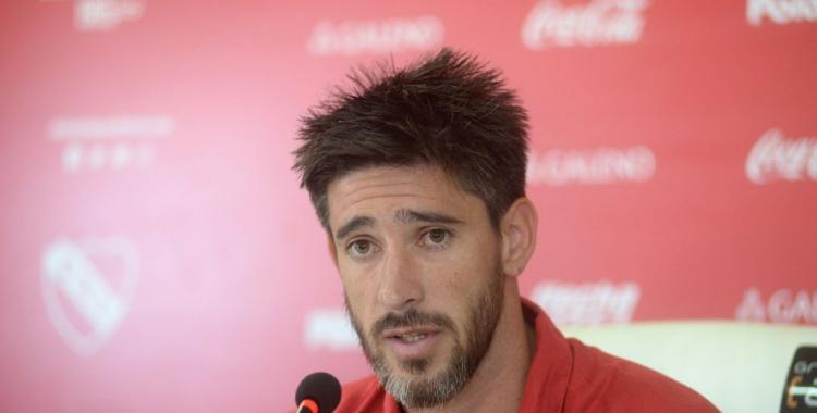 Tras un escándalo en el vestuario, Independiente sanciona a Pablo Pérez   El Diario 24