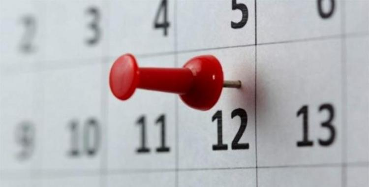 El sábado 12 de octubre es feriado y el lunes 14 día no laborable | El Diario 24