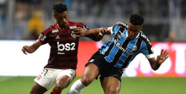 Gremio y Flamengo empatan en Porto Alegre por la otra semifinal de la Copa | El Diario 24