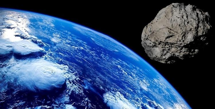 Cómo es el asteroide que hoy se acerca de la Tierra y que desató el pánico en redes sociales   El Diario 24