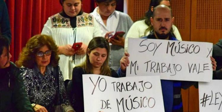 Manzur vetó la Ley de Música de Tucumán por inconstitucional   El Diario 24
