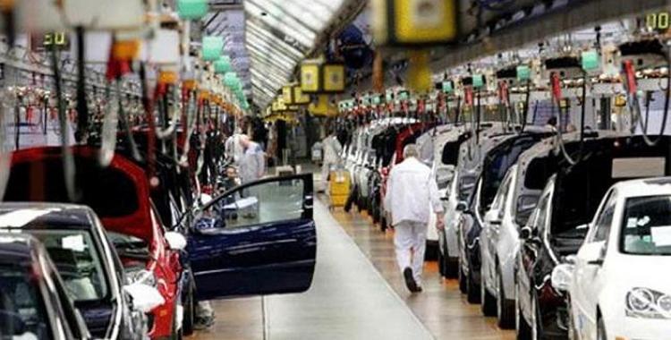 La producción de autos cayó 25,7% en septiembre y acumula 13 meses en baja   El Diario 24