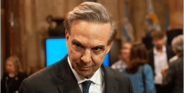 Pichetto se rectificó y dijo que quiere dinamitar los bunkers donde se vende droga | El Diario 24