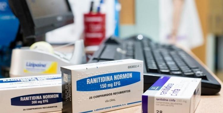 La Anmat suspende la elaboración de medicamentos con ranitidina | El Diario 24