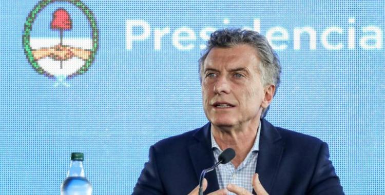 """Macri ahora le pide a Alberto Fernández que acuerden un presupuesto sano y sincero""""   El Diario 24"""