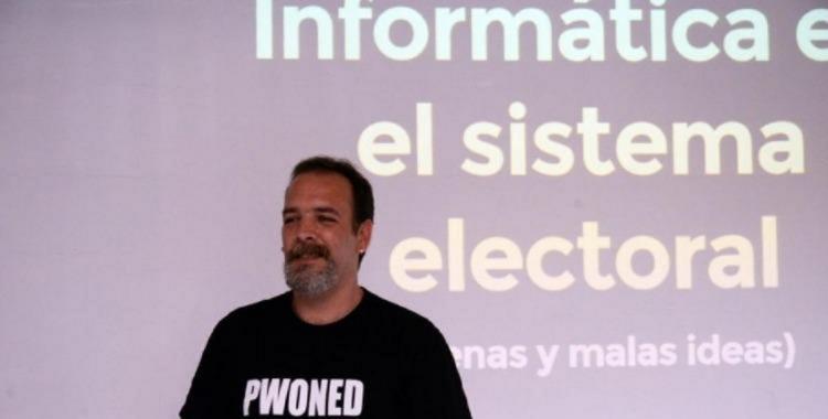 Detinene a Javier Smaldone, experto en informática que denunció fallas de Smartmatic | El Diario 24