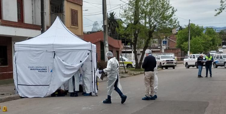 Detienen a un policía por el crimen de un joven en Fortunata García al 700 | El Diario 24