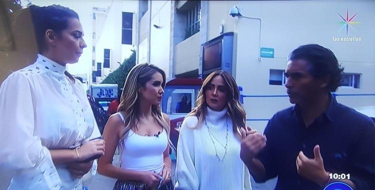 """Susto en México por una falsa alerta sísmica durante la transmisión de """"Hoy"""" de Televisa   El Diario 24"""