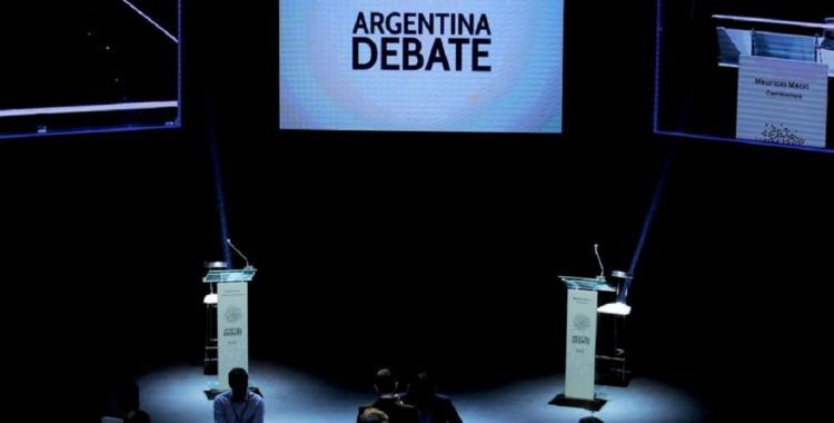 Conocé qué podrán hacer y qué no los candidatos en el debate presidencial | El Diario 24