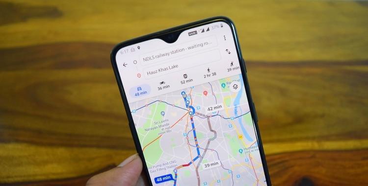 Google Maps incorpora una herramienta para ayudar a los discapacitados visuales | El Diario 24