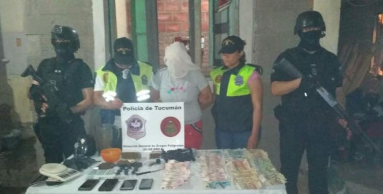 En importante allanamiento secuestran casi tres kilos de marihuana en Las Talitas | El Diario 24