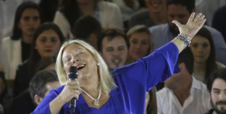 Carrió en clave mística: En las elecciones bonaerenses puede haber milagro   El Diario 24