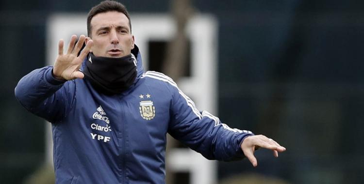Scaloni consideró que fue una gira positiva para la Selección Argentina   El Diario 24