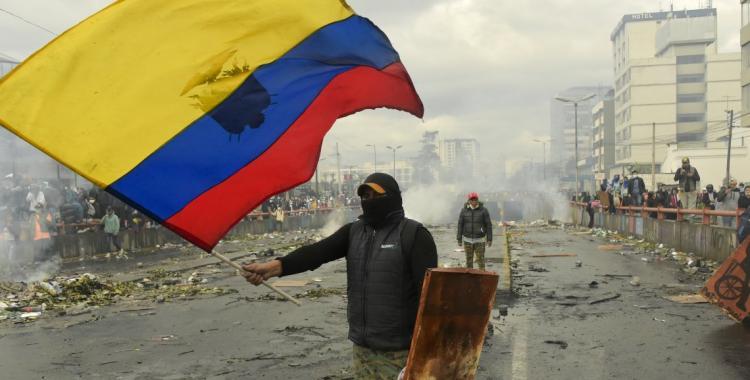Lenín Moreno deroga el ajuste tras 12 días de protestas en Ecuador | El Diario 24