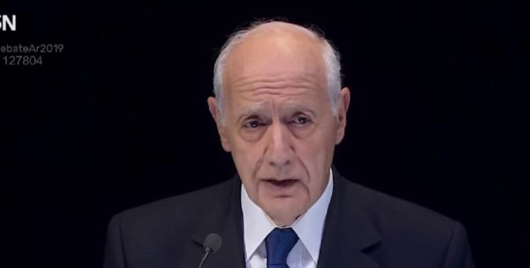 Lavagna afirma no sentirse completamente cómodo con el debate presidencial | El Diario 24