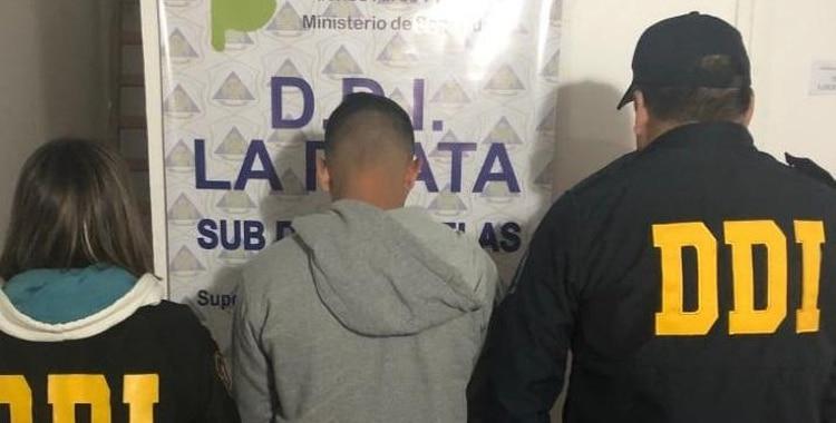 Detuvieron al joven que estaba prófugo por el crimen de la tía del futbolista Gabriel Hauche   El Diario 24