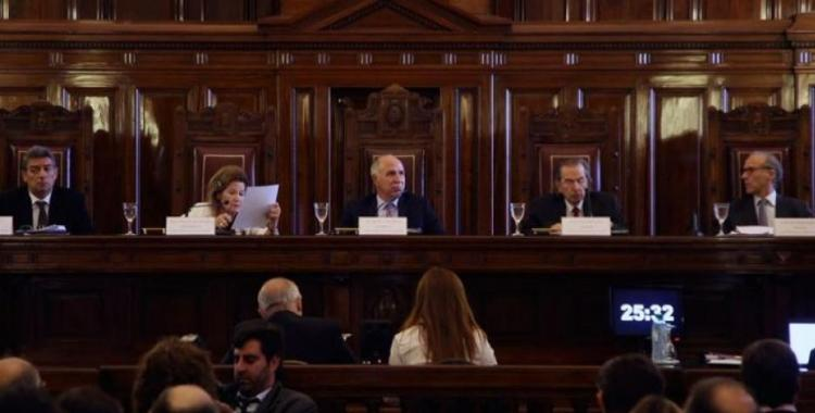 La Corte Suprema vuelve a fallar en contra del Gobierno por los fondos coparticipables   El Diario 24
