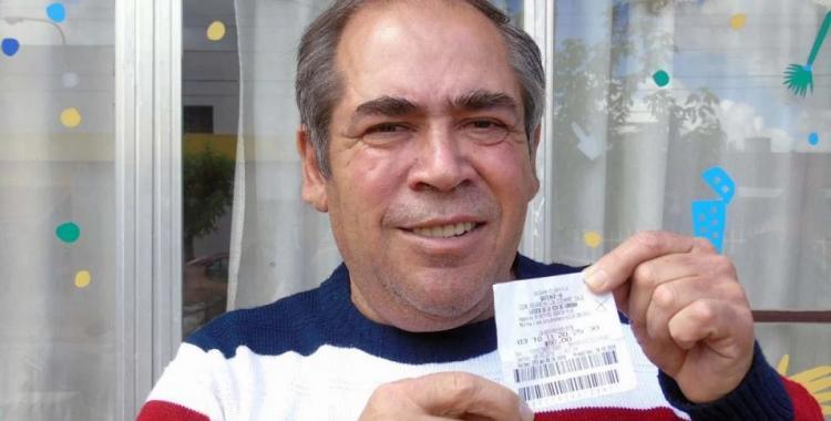 Ganó 44 millones de pesos en el Quini 6 y ya sabe cómo gastará el dinero   El Diario 24