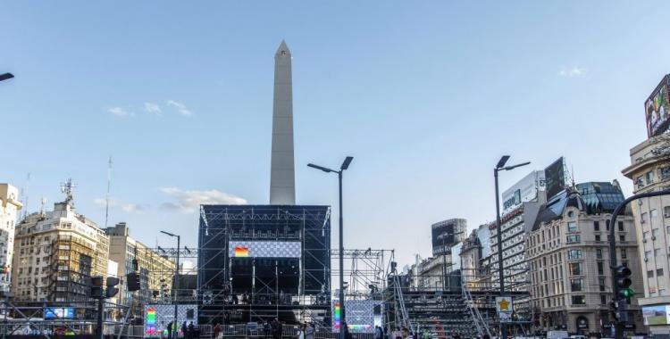 Macri busca juntar un millón de personas en el Obelisco | El Diario 24