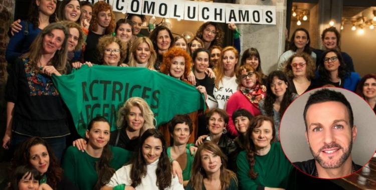 El colectivo de Actrices Argentinas niega tener listas negras de hombres a escrachar | El Diario 24