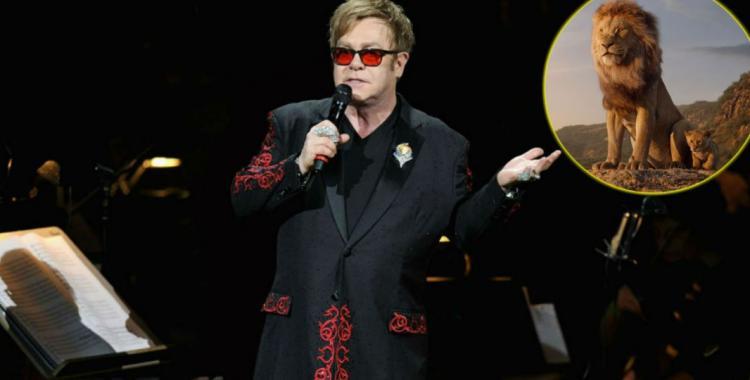 A Elton John no le gustó la nueva película de El Rey León: Han arruinado la música   El Diario 24