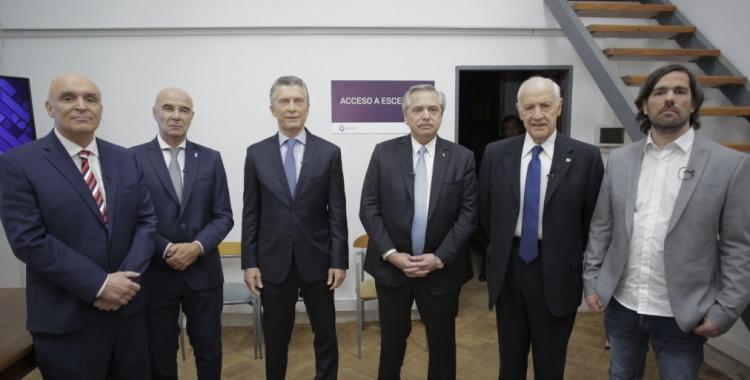 El segundo debate vuelve a enfrentar a los candidatos presidenciales | El Diario 24