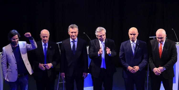 Qué dijeron los candidatos con sus gestos en el segundo debate presidencial | El Diario 24