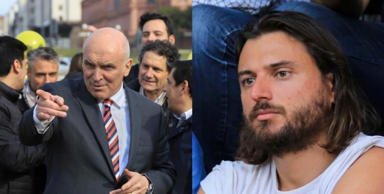 Espert amenazó a Grabois durante el debate: Cuidado contigo   El Diario 24